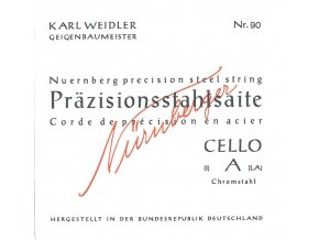 Nurnberger Strings For Cello Precision 1/2