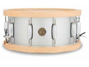 """Gretsch Snare Gold Series Aluminum / Wood Hoops 6,5x14"""""""
