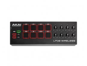 Akai LPD8 Wireless