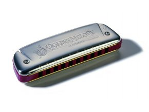 HOHNER Golden Melody 542/20 E