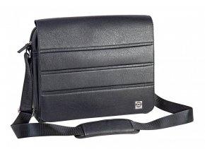 K&M 19705 Shoulder bag for sheet music and tablets black