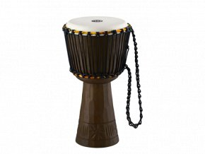"MEINL DJEMBE AFRICAN MEDIUM ""TRADITIONAL"" SCHNITZEREI"
