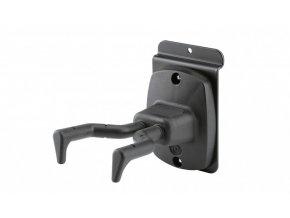 K&M 44140 Product holder for guitar black