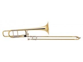 Vincent Bach Bb/F-Tenor Trombone 42BO Stradivarius 42BO