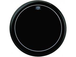 "Remo 23"" P3-1023-ES blana pre bicie Powerstroke 3 Ebony Bass drum"