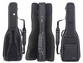 GEWA Guitar double Gig Bag GEWA Bags Prestige 25 2 E-guitars