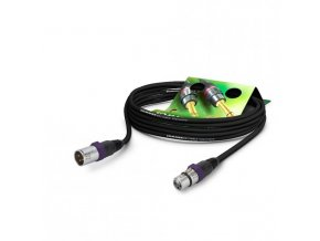 Sommer Cable MC Carbokab, Black, 10,00m