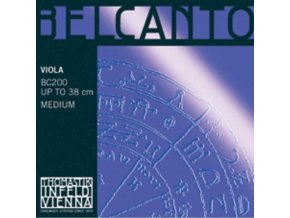 Thomastik Strings For Viola Belcanto Medium