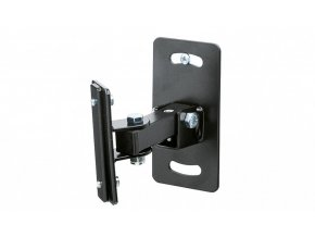 K&M 24180 Speaker wall mount black