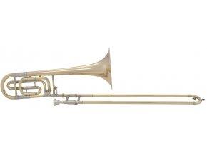 Vincent Bach Bb/F-Bass Trombone Series 50B Stradivarius LT50BG