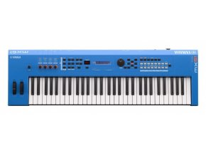 Yamaha MX61 Version 2 Blue