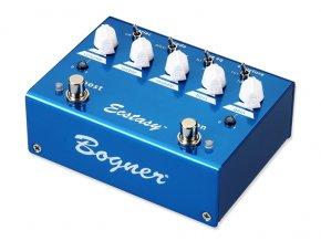 Bogner ECSTASY blue override pedal