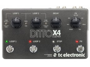 TC Electronic Ditto x4 Looper