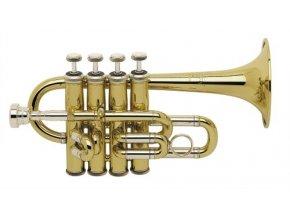 Vincent Bach Bb/A-Piccolo Trumpet 196 Stradivarius 196