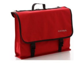 GEWA Bag for music stand and music sheets GEWA Bags Basic Red