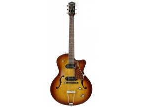 GODIN 5th Avenue CW Kingpin II Cognac Burst