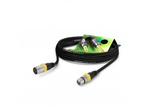 Sommer Cable MC Galileo 238, Black, 2,50m