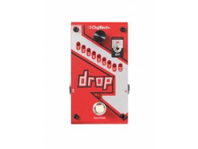 DIGITECH DROP TUNE PITCH SHIFT EFEKTOVÝ PEDÁL (M)