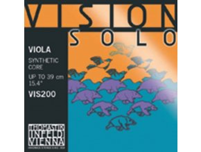 Thomastik Strings For Viola Vision solo VIS21