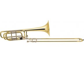 Vincent Bach Bb/F/Gb/D-Bass Trombone 50B3LO Stradivarius 50B3LOG