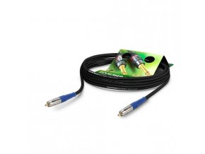 Sommer Cable Coaxcable Focusline MS, Black, 0,90m