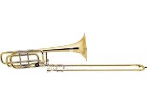 Vincent Bach Bb/F/Gb/D-Bass Trombone 50T3L Stradivarius 50T3LG