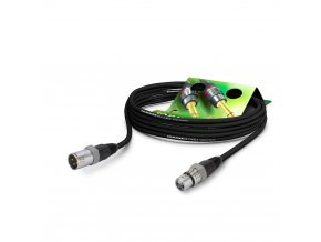 Sommer Cable MC Galileo 238, Black, 5,00m