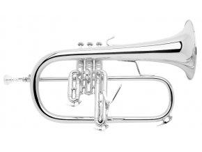 Vincent Bach Bb-Flugelhorn 183 Stradivarius 183SR