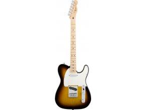 Fender Standard Telecaster, Maple Fingerboard, Brown Sunburst