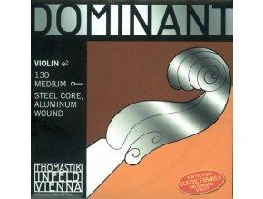 Thomastik Strings For Violin Dominant nylon core D Silver