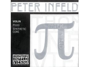 Thomastik Strings For Violin Vision synthetic core Peter Infeld Peter Infeld Set