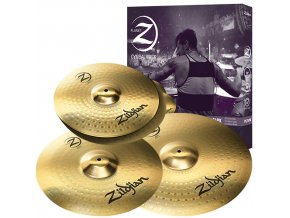 ZILDJIAN Planet Z 4 pack