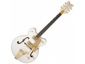 Gretsch G6139T-CBDC - Falcon Center Block Double C/A, Ebony F-