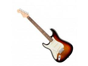Fender American Pro Stratocaster Left-Hand, Rosewood Fingerboard, 3-Color Sunbu