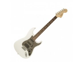 Squier Affinity Series Stratocaster HSS, Rosewood Fingerboard, Olympic White