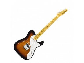 FENDER American Vintage 69 Telecaster Thinline MN 2-Color Sunburst