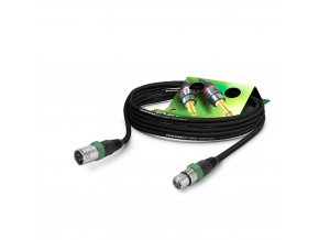Sommer Cable MC Galileo 238, Black, 20,00m