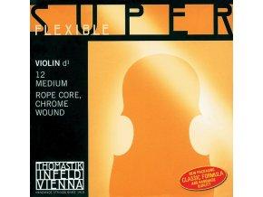 Thomastik Strings For Violin Superflexible rope core Medium