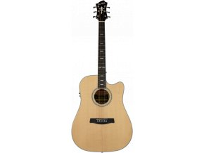 HAGSTROM Siljan II Dreadnought CE - Natural