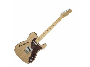 Fender American Elite Telecaster Thinline, Maple Fingerboard, Natural