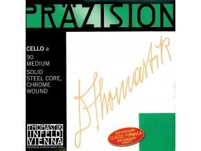 Thomastik Strings For Cello Precision steel solid core Soft