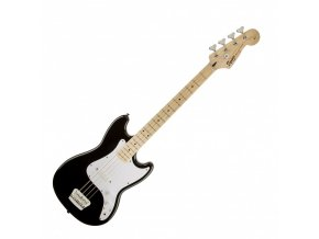 Squier Bronco Bass, Maple Fingerboard, Black