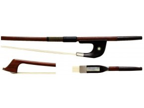 GEWA Double bass bow GEWA Strings Brasil wood Jeki 1/4