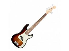 Fender American Pro Precision Bass V, Rosewood Fingerboard, 3-Color Sunburst