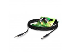Sommer Cable PC Goblin 2x0,14qmm, Black, 0,75m