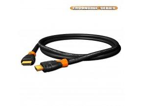 SOMMER HICON Ergonomic HDMI HighSpeed w. Ether-