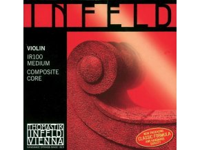 Thomastik Strings For Violin Infeld hybrid core G Silver