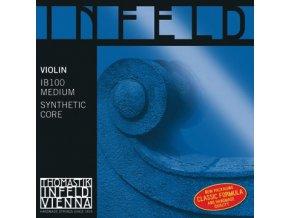 Thomastik Strings For Violin Infeld hybrid core E Chrst./Silv.