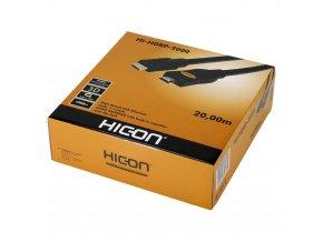 SOMMER HDMI HighSpeedcable + Ethernet activ 20m