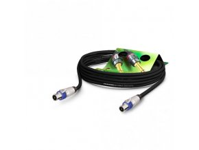 Sommer Cable L/S Kabel Elephant, Black, 10,00m